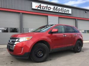 2011 Ford Edge SEL 3.5L AWD 2 SETS OF TIRES