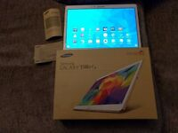 Samsung Galaxy Tab S SM-T800 16GB, Wi-Fi, 10.5in - Dazzling White