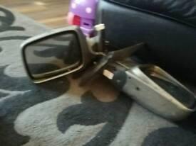 Nissan xtrail wing mirrors