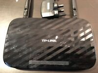 TP-link AC750 Wireless Dual Band Gigabit Router Archer C2