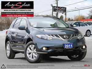 2011 Nissan Murano AWD ONLY 64K! **BACK-UP CAM** CLEAN CARPROOF