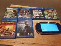 PS Vita (3G) & Games, Memory stick