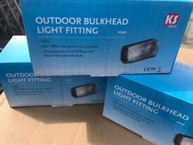 5£ each KingShield Bulkhead 100W Black polycarbonate Clear VISIT SITE
