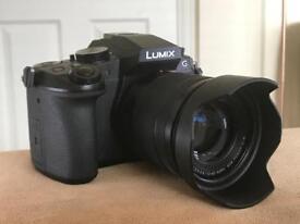 Panasonic Lumix G80 (G81/G85) and micro 4/3 lenses (Samyang 12mm, Panasonic 25mm, Nikon 50mm)