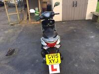 2015 plate moped