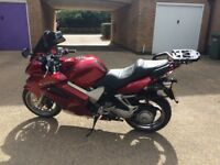 Honda VFR 800 VTEC 2009 in Immaculate Condition With Honda Luggage.