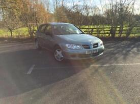 Nissan Almera Activ 5dr, Full Service History (only 58000 miles) 2001