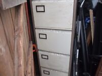 4 draw filing cabinet