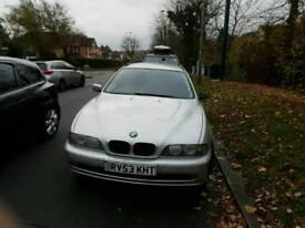 BMW 525D ESTATE