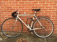Raleigh Carlton Vintage Road Bike