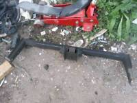 Iveco Daily gear box mount bracket.