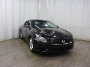 2011 Nissan Maxima SV No Accidents Leather Bluetooth