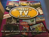 The Best of TV and Movies board game