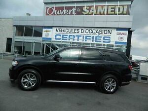 2015 Dodge Durango Limited 4X4 (AWD) + CUIR + TOIT OUVRANT