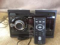 Sony. Bluetooth. Cd player