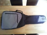 KINSMAN ACOUSTIC GUITAR CASE GIG BAG. As New. Gibson Epiphone Fender Martin Yamaha Taylor Gigbag