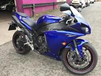 2009 Yamaha YZF R1 Big Bang 950 miles