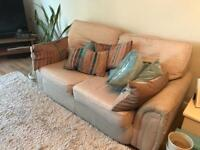 Sofa bed (and 3 seater)