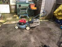 Honda I2Y Petrol Lawnmower