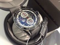 New Swiss Tag Heuer Sports Carrera CHRONOGRAPH Watch