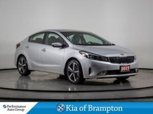 2017 Kia Forte EX PLUS. ROOF. CAMERA. HTD SEATS. BLUETOOTH