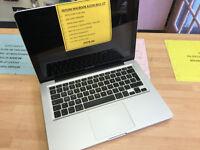 "Macbook A1278 13"" 2011 Intel Core i5 @2.4GHz 8GB 500GB HD £479"