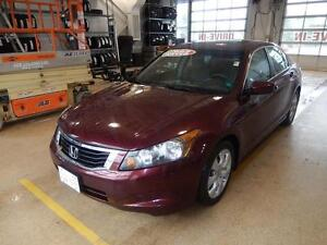 2009 Honda Accord Sedan EX Honda reliability
