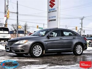 2011 Chrysler 200 Touring ~Power Moonroof ~Heated Seats