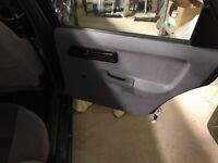 Ford Sierra or Sapphire cloth door cards