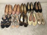 Large size 10 ladies shoes