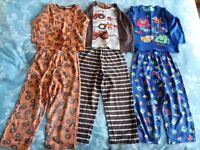 Bundle of Clothes Pyjamas Boys 4-5 years Children's Clothes