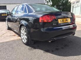 Audi A4 170bhp sline