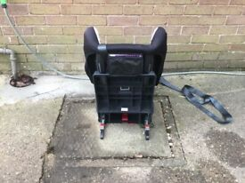 Baby Weavers car seat 9-18kg free for collection