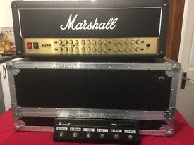 Marshall JVM401 & custom build flight case