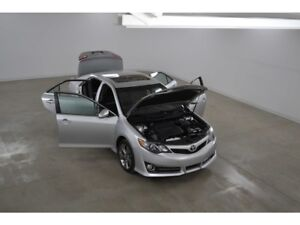 2014 Toyota Camry SE V6 GPS*Cuir/Suede*Toit Ouvrant*