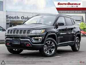 2017 Jeep Compass Trailhawk | DUAL SUNROOF | HEATED LEATHER | NA