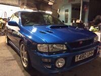 Subaru Impreza STI Japanese Import Type R