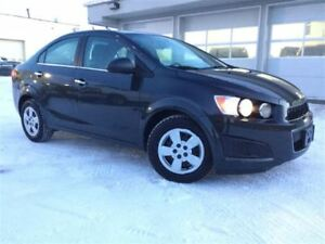 2014 Chevrolet Sonic LT Auto (Heated Seats, Remote Start)