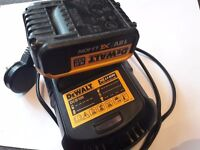 DeWALT battery and charger !!!