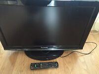Panasonic TX-L26X10B 26 Inch HD Ready LCD TV Viera