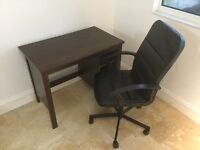 Home Office Table and Chair