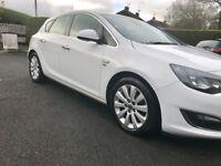 2012 Vauxhall Astra 1.7 SE CDTI Ecoflex £0 annual road tax