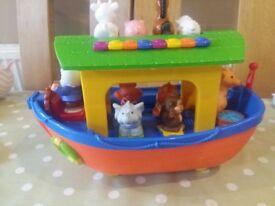 Noah's Activity Ark. £18 in Smyth's and Argos