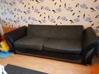 DFS 4seater and audio chair