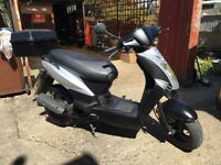 Kymco Agility 125cc Scooter Moped (swaps)