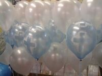 Communion Balloon Packages from £60