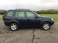 LANDROVER FREELANDER 2.0 TD4 AUTO 2002 IN EXCELLENT CONDITION