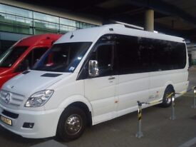 30%Off 8 to 35 seater coach hire with driver for any occasion call Gill 07812701482