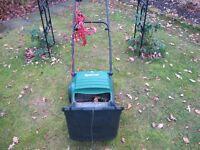 Qualcast garden scarifier
