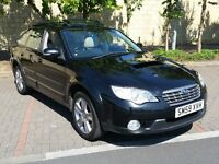 2010 Subaru Outbox RE boxer TD 2.0 Estate - FSH, MOT to 30/12/17, Electric Sunroof
